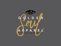 Golden Soul Apparel // Logo Revision