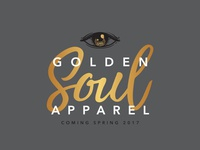 Golden Soul Apparel // Final Logo