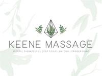 Keene Massage // Logo Design