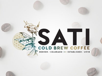 Sati // Logo Design