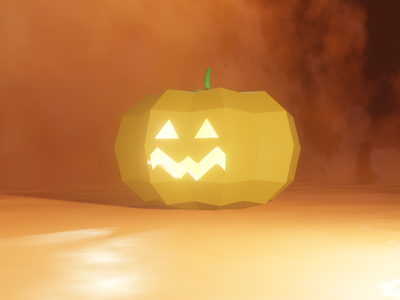 #LowPoly Pumpkin - 3D Modeling lowpolyart lights vegetable fruit texturing rendering modeling 3d pumpkin lowpoly