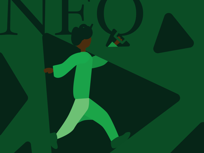 J27 Neo - #30DaysOfCharacterIllustration matrix pencil ipad illustrator illustration character challenge j27 neo