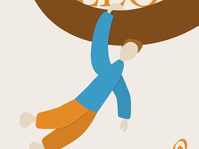 J21 Leo  - #30DaysOfCharacterIllustration 30days challenge illustrator ipad illustration character leo