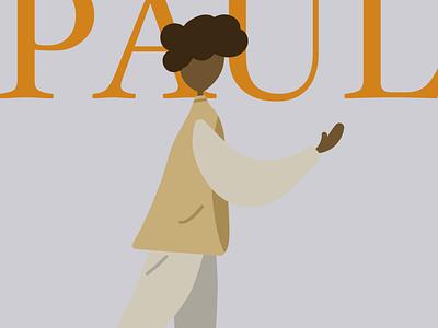 J11 Paul - #30DaysOfCharacterIllustration challenge illustration character paul j11