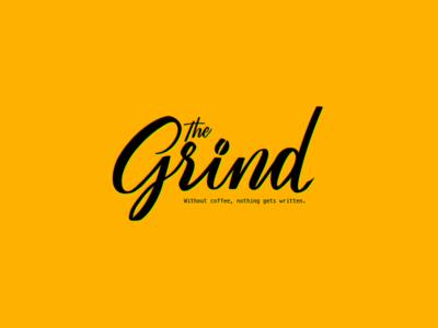 The Grind - #ThirtyLogos 2