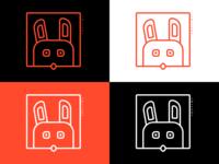 Twitchy Rabbit - #ThirtyLogos 3