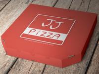 JJ Pizza - #ThirtyLogos 13