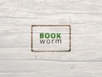 Bookworm - #ThirtyLogos 14