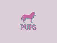 Pups - #ThirtyLogos 15