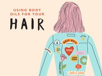Body Oils For Hair