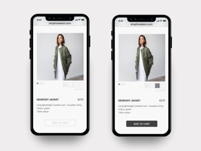 Horsaison - online store