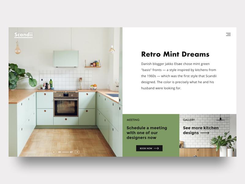 Scandii Kitchen Cabinets cta simple interior kitchen minimal