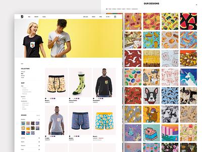 E-commerce - Shop apparel shopping mall uikits shopify clothing fashion online shopping online shop e commerce