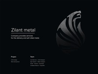 Zilant Metal Case