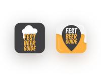 Festival mobile application icon