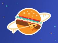 RocketLuncher Stickers I