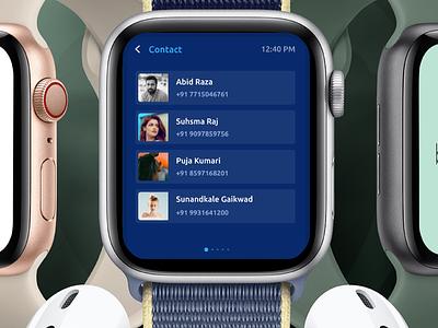 Paytm.1.2 Contact List apple watch paytm