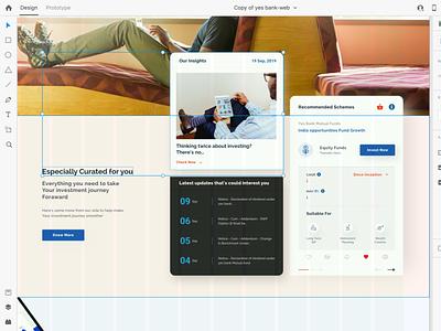 Banking Web App banking app fininace fininace bank