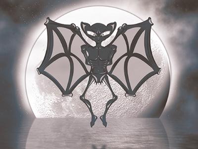Devil Man devil anime cartoon photoshop illustrator