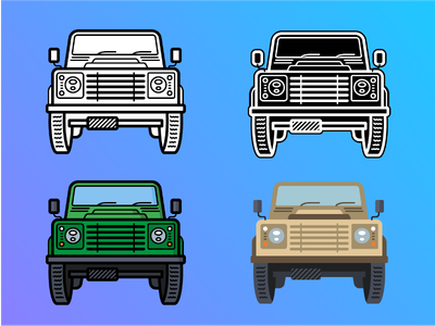 128px grid icon stlyes transport automobiles cars svgs vectors icon illustrator icons