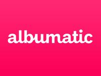 Albumatic Logotype