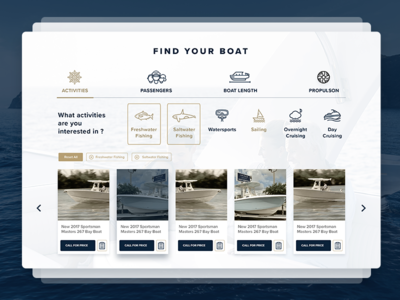Find Your Boat Page