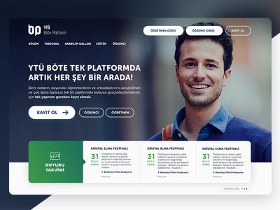 University Portal Website
