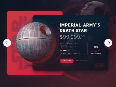 Star Wars /  Death Star UI