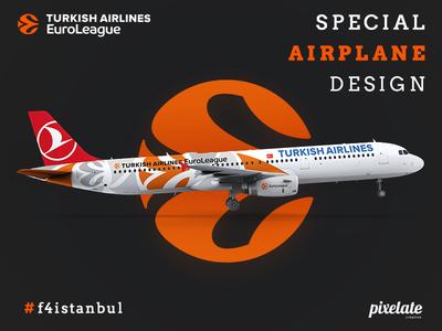Euroleage / Airplane Design