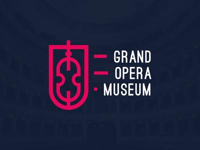 Grand Opera Museum / Logo