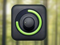 Volume control of music app