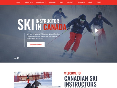 Canadian Ski