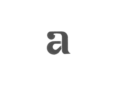 Letter A by @anhdodes