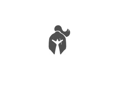 Spartan Helmet by @anhdodes icon minimal illustration typography design logo design logo inspiration branding helmet logo helmet design spartan logo