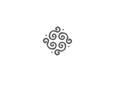 Abstract logomark simple minimal illustration typography design logo design logo inspiration branding abstract design abstract art abstract logo
