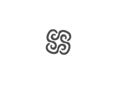 Abstract logomark icon lettermark simple illustration typography design logo logo design inspiration branding abstract