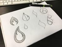 Plumber logo sketches