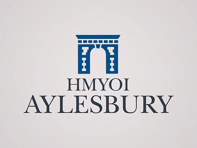 Aylesbury Prison visual identity visual identity branding design logo design illustration branding logo