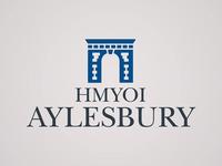 Aylesbury Prison visual identity