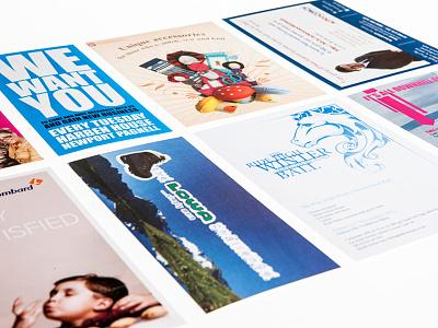 Leaflets graphic design indesign leaflets layout
