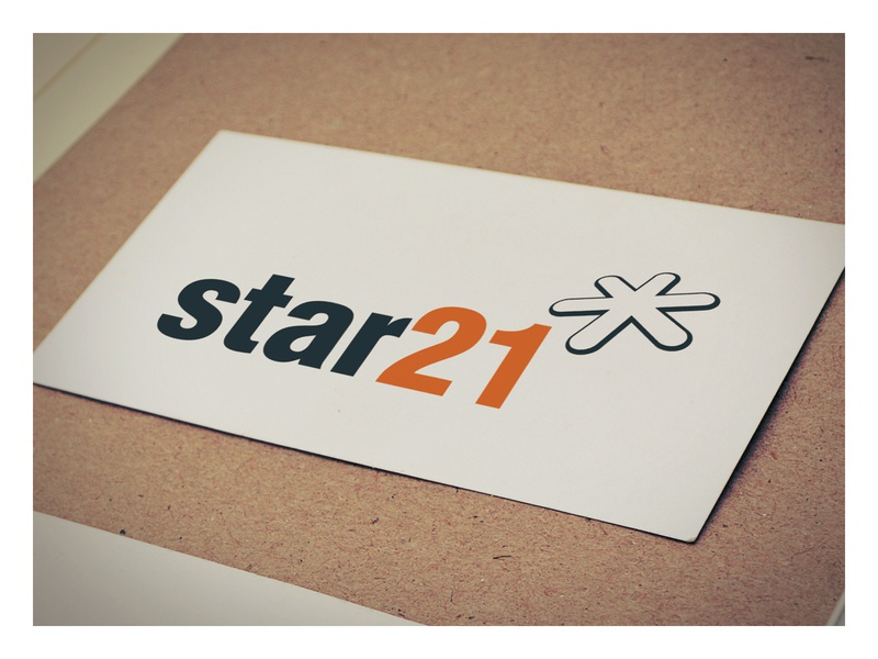 Star 21 logo illustration icon design visual identity brand design branding design branding logo logo design
