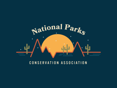 National Parks Conversation Association Logo Redesign