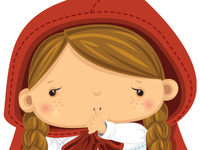 Little Red Riding Hood Character