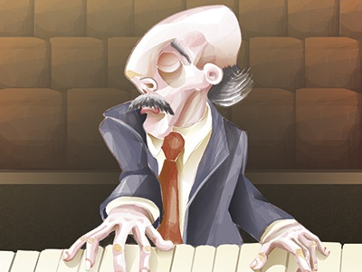 Pianista subir