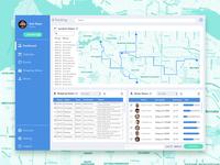 Transit Analytics Web App