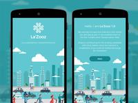 LaZooz Android App
