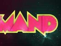 Promo site Header/Banner