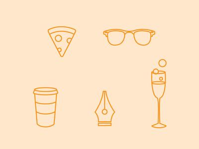 Personal Identity Icons