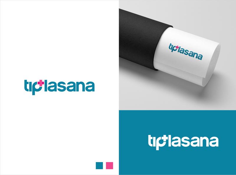 Tiplasana.com Logotype 2 illustration branding design graphic vector logotype brand identity brand design icon logo design design minimal logo flat identity branding