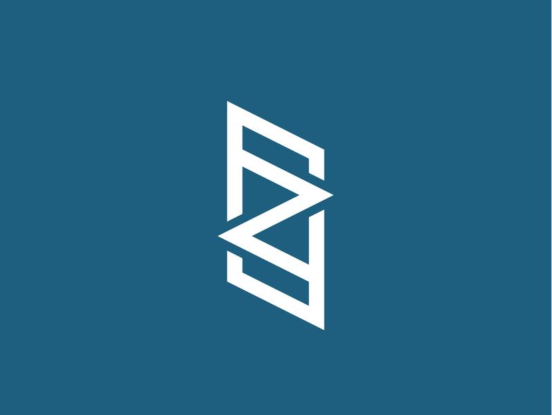 "Letter ""Z"" type logo identity flat branding"